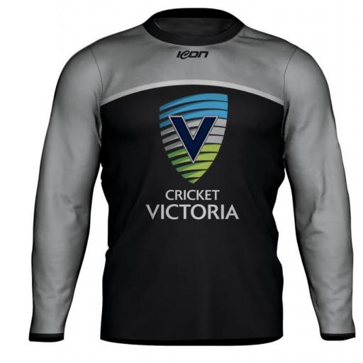 ISV WARM UP TOP LONG SLEEVE