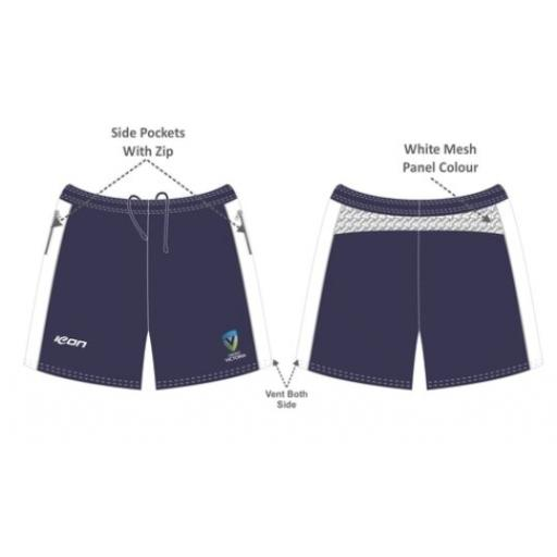ISV TRAVEL SHORTS
