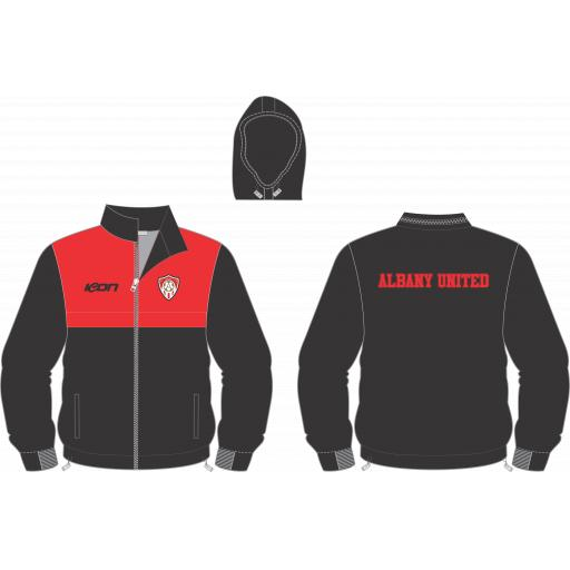 AUFC TRAVEL JACKET