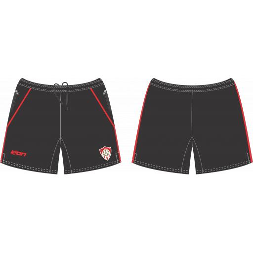 AUFC TRAVEL SHORTS