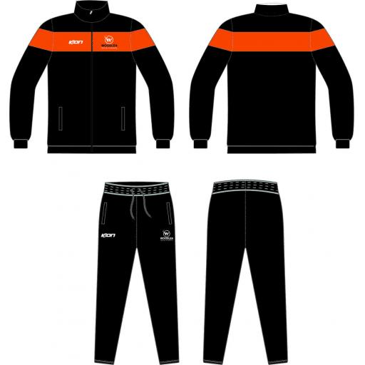 WSA TRACKSUIT 2021 OPTIONAL SECOND SET