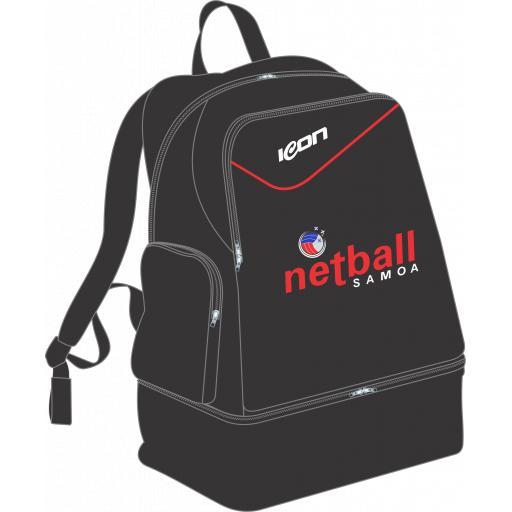 NETBALL SAMOA BACKPACK