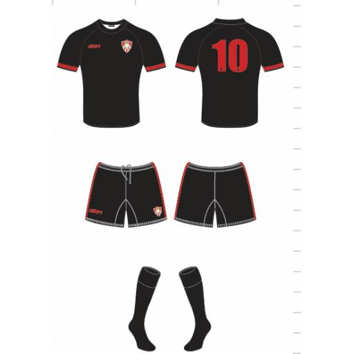 AUFC AWAY PLAYING KIT