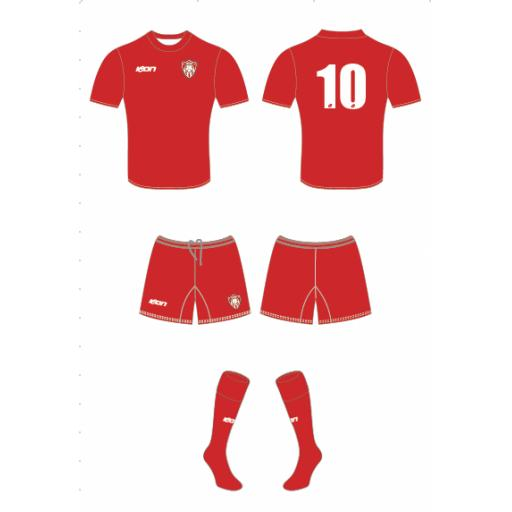 AUFC JUNIOR HOME PLAYING KIT