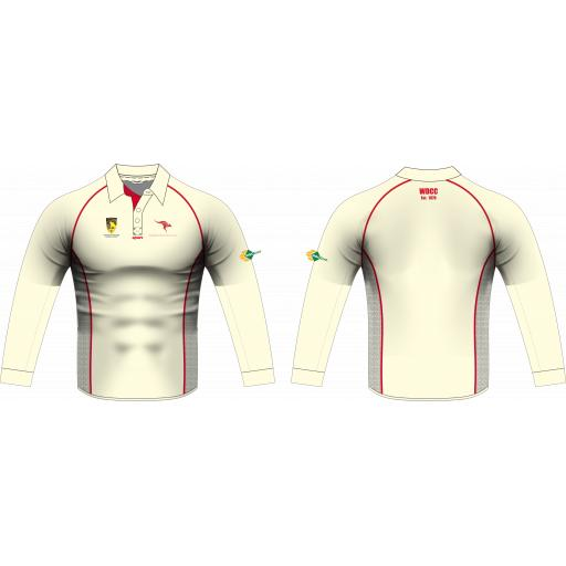 WDCC LONG SLEEVE TWO DAY SHIRT