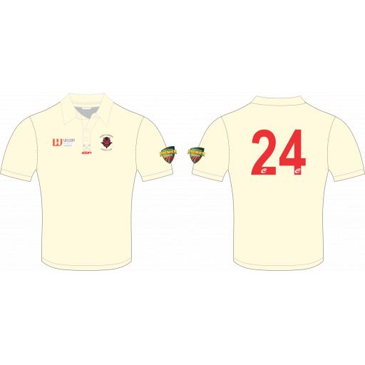 NORTH HOBART CC TWO DAY SHIRT SS