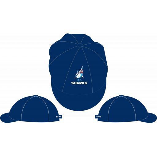 ICC SHARKS CC BAGGY BLUE
